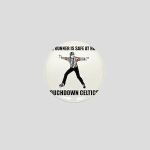 Touchdown Celtics Mini Button