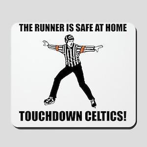 Touchdown Celtics Mousepad