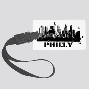 philly Large Luggage Tag
