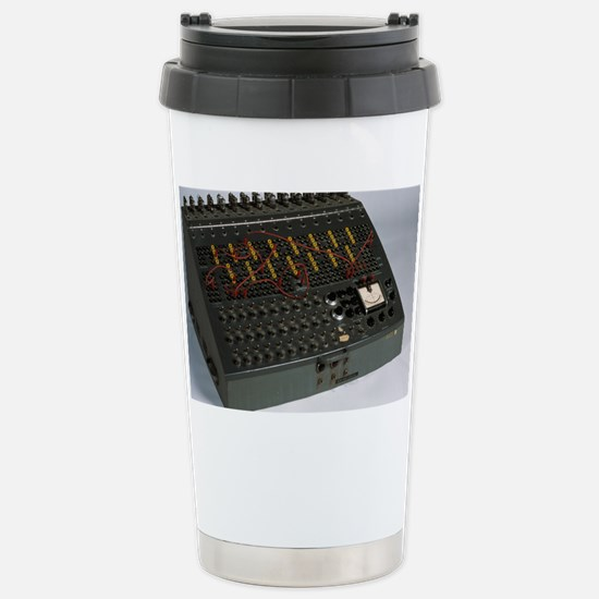 Heathkit H-1 analog com Stainless Steel Travel Mug