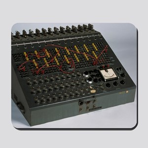 Heathkit H-1 analog computer Mousepad