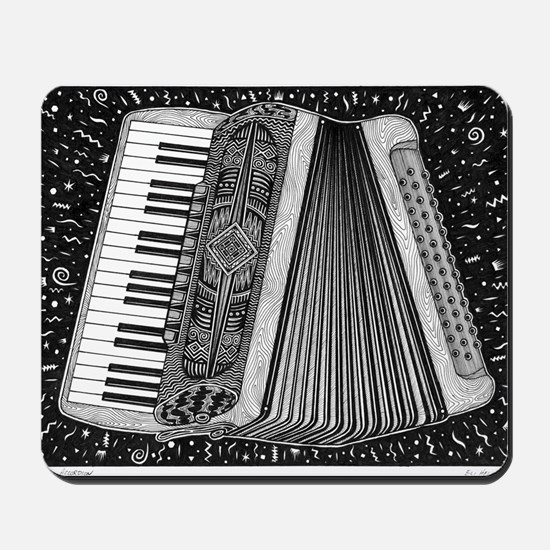 Accordion Mousepad