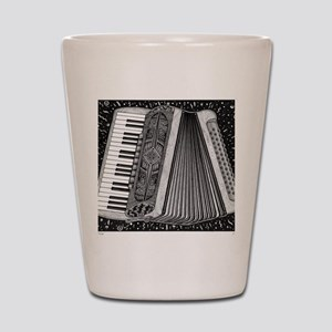 Accordion Shot Glass