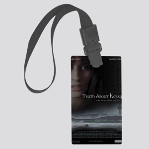 Truth About Kerry Mini Poster Large Luggage Tag