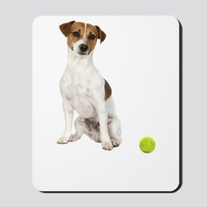 Jack Russell Terrier Life Mousepad