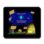 The Cat Co. Secret World Mousepad