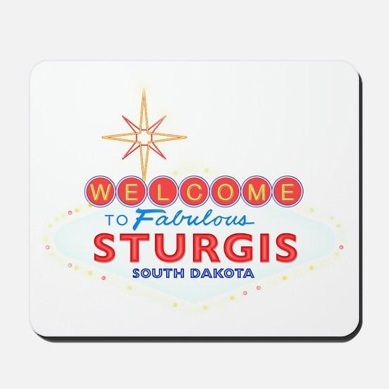 Fabulous Sturgis Mousepad