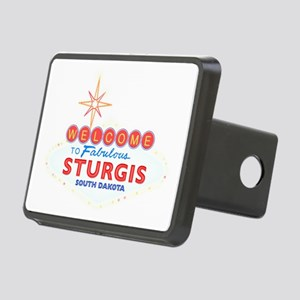 Fabulous Sturgis Rectangular Hitch Cover