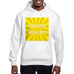 Yummy Mummy Hooded Sweatshirt