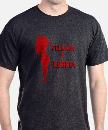 Welcome To Russia T-Shirt