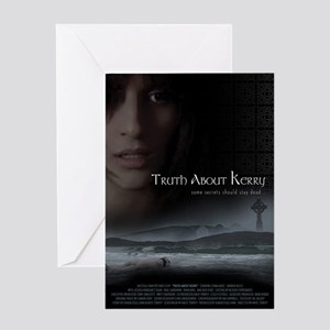 Truth About Kerry - Large Poster Greeting Card