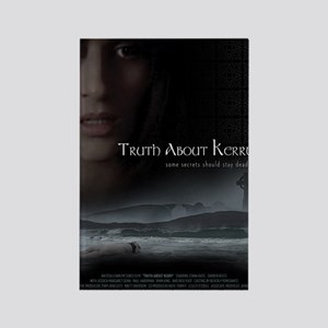 Truth About Kerry - Large Poster Rectangle Magnet