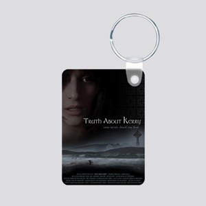 Truth About Kerry - Large  Aluminum Photo Keychain