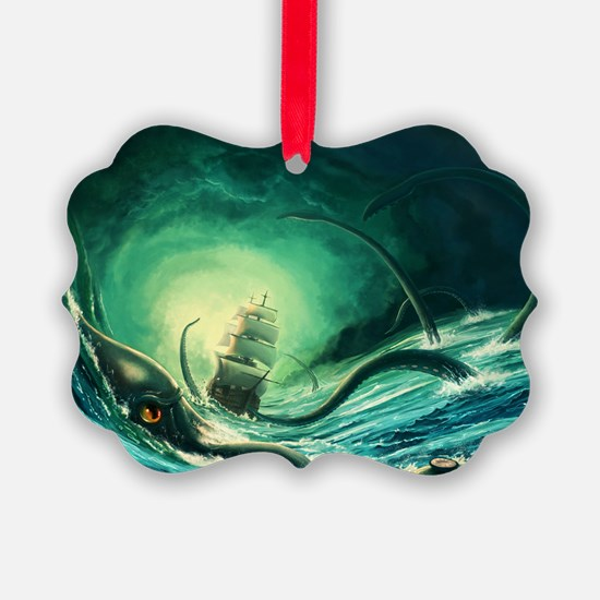 Kraken Ornament