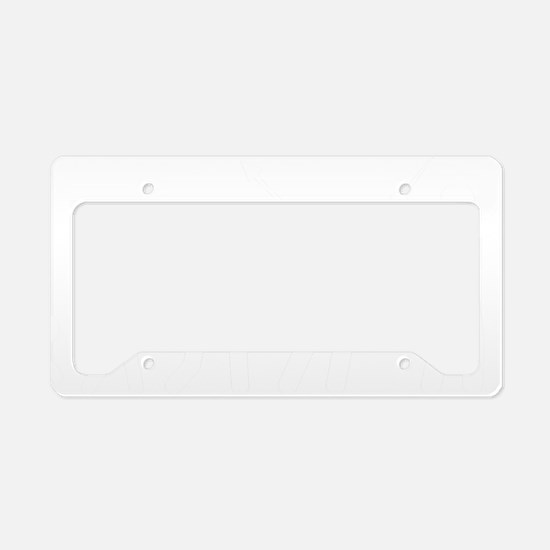 Music-Conductor-AAF2 License Plate Holder