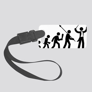 Music-Conductor-AAF1 Small Luggage Tag