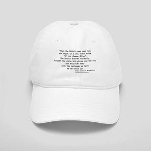 """""""Gloves/Fan"""" Quote - Cap"""