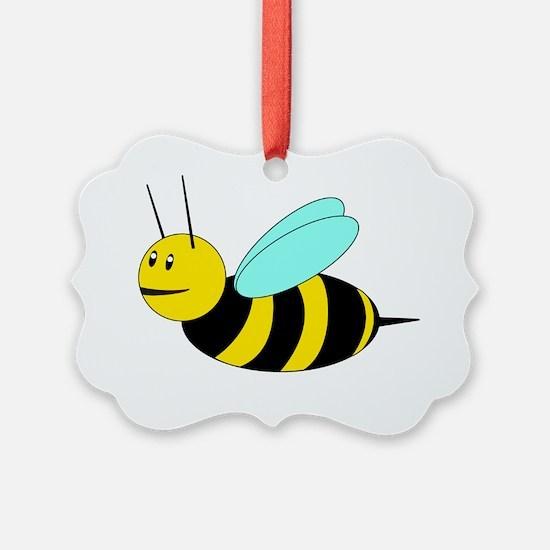 Buzzy Bee Ornament