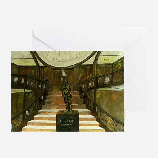 The Maiden Voyage Greeting Card