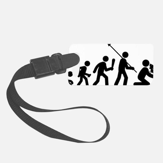 Iguana-Lover-AAF1 Luggage Tag