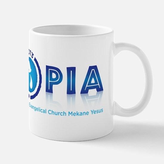 ethiopia logo Mug
