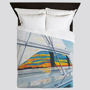 Viking Yacht Queen Duvet