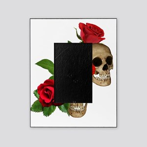 Skulls  Roses Picture Frame