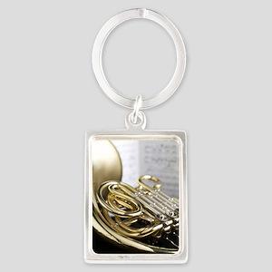 77006422 Portrait Keychain