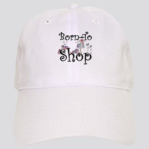 Born to Shop Cap