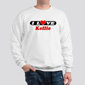 I Love Kellie Sweatshirt