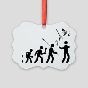 Versatile-Musician-AAF1 Picture Ornament