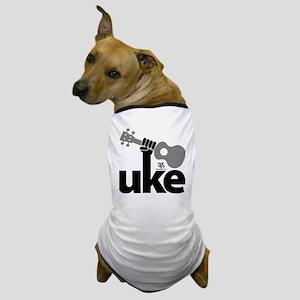Uke Fist Dog T-Shirt