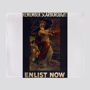 Remember Scarborough Enlist Now - Edith Kemp Welch