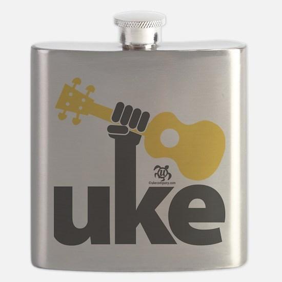 Uke Fist Flask