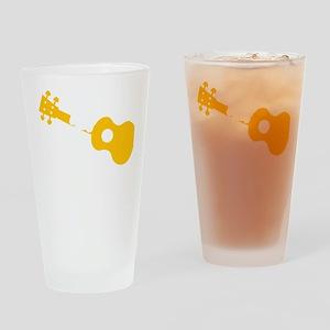 Uke Fist Drinking Glass