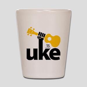 Uke Fist Shot Glass