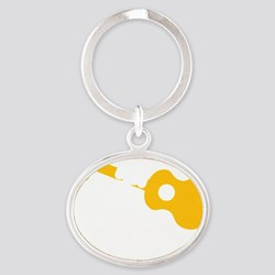 Oval Keychains