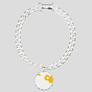 Uke Fist Charm Bracelet, One Charm