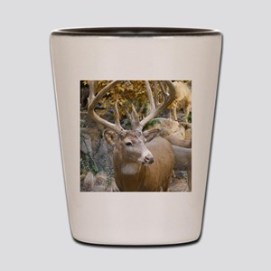 Proud Deer Shot Glass