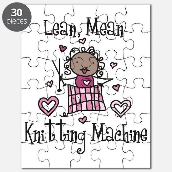 Knitting Machine Puzzle