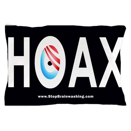 Obama Hoax Pillow Case