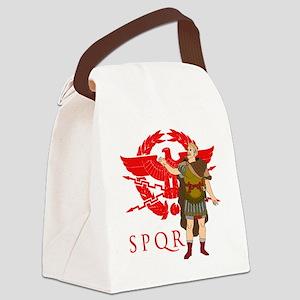 Caesar Canvas Lunch Bag