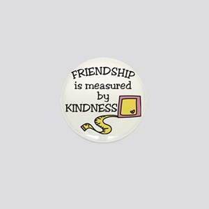 Friendship Mini Button