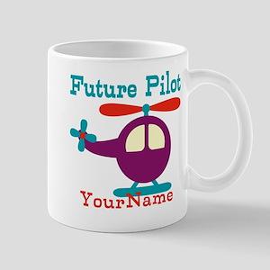 Future Pilot - Personalized Mug