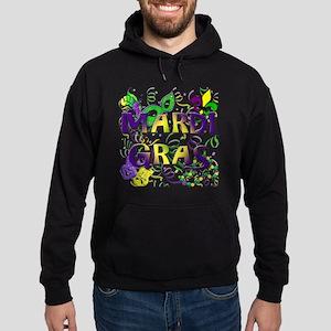 MARDI GRAS Hoodie (dark)