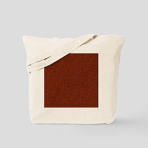 plain rust  Tote Bag