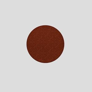 plain rust  Mini Button