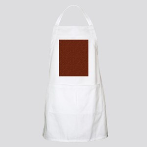 plain rust  Apron