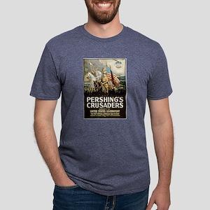 Pershings Crusaders - anonymous - 1917 - Poster T-