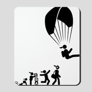 Paragliding-AAI1 Mousepad